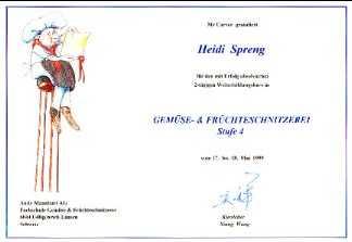 Diplom Stufe 4