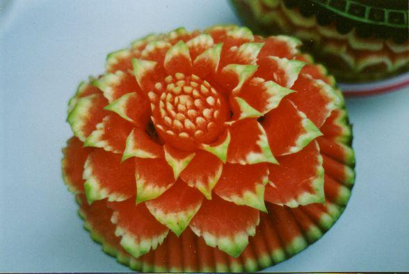 Dahlien-Melone