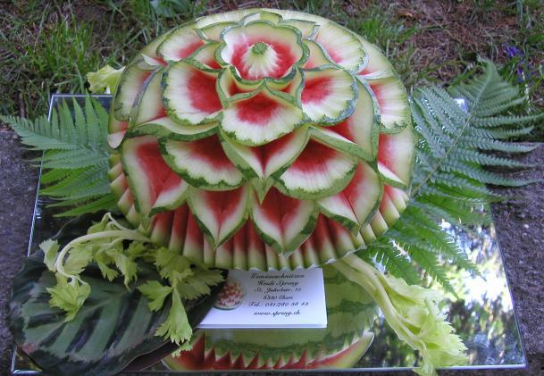 Melonen-Blume