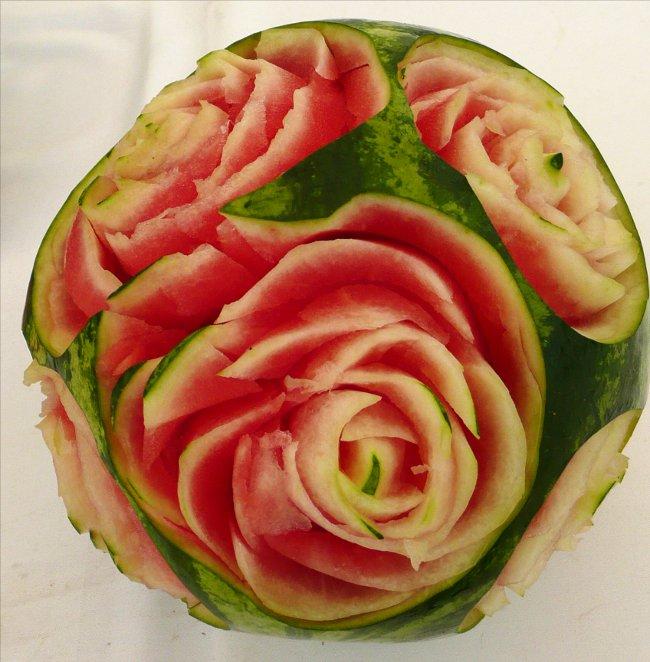 Blumenmelone